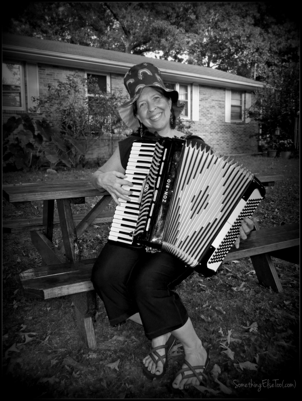 A Is For Accordion