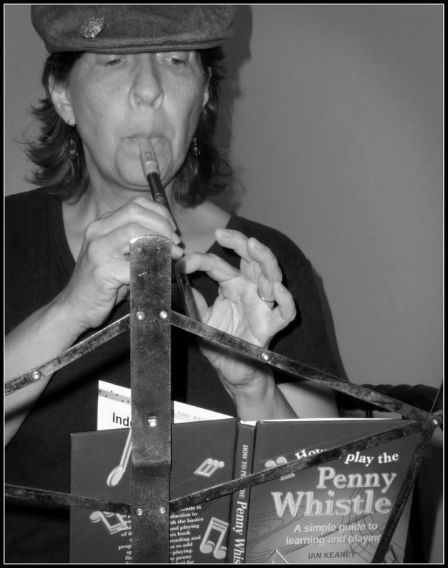 P Is For Pennywhistle