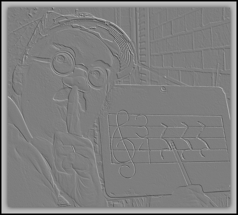 Q Is For Quarter Rest bw rock relief  P1170081